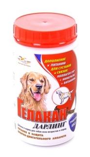 Гелакан Витамины для суставов взрослых собак Дарлинг (Gelacan Darling), 500г -050 от Ravta