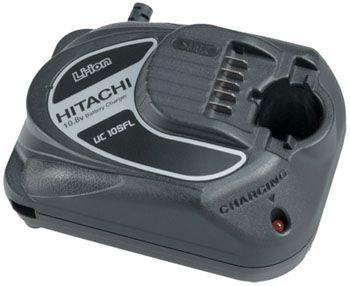 Зарядное устройство HITACHI UC10SFL 10.8V для Li-Ion аккумулятора BCL1015 10.8V от Ravta