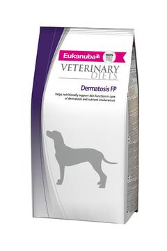Eukanuba Лечение заболеваний кожи у собак: зубатка и картошка (Dermatosis FP Responce) 155 12кг от Ravta