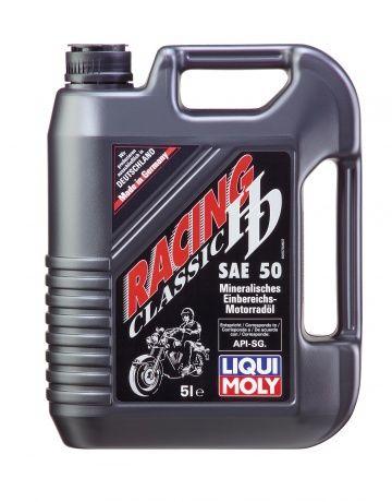 Масло Liqui Moly Racing HD-Classic 50 SG (5л) от Ravta