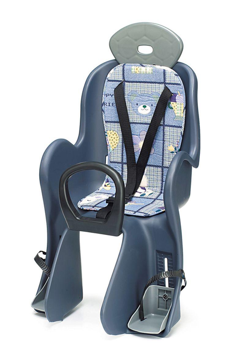 Вело Кресло детское доп. Sheng-Fa YC-801 на задн. Багажн. от Ravta