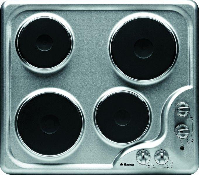 Электрическая варочная панель Hansa BHEI 60130010Встраиваемые электрические варочные панели<br><br><br>Артикул: BHEI60130010<br>Бренд: Hansa<br>Гарантия производителя: да