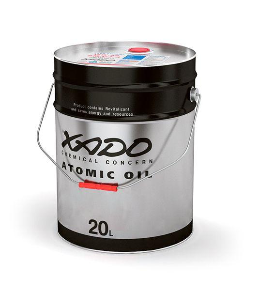 Масло XADO 5W-40 SN (ведро 20л) от Ravta