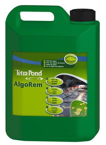 Препарат для борьбы с мелкими зелеными водорослями Pond Algo Rem 1L от Ravta