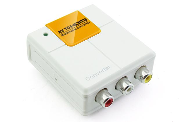 Конвертер Greenconnect GC-AV2HD (AV -> HDMI) от Ravta