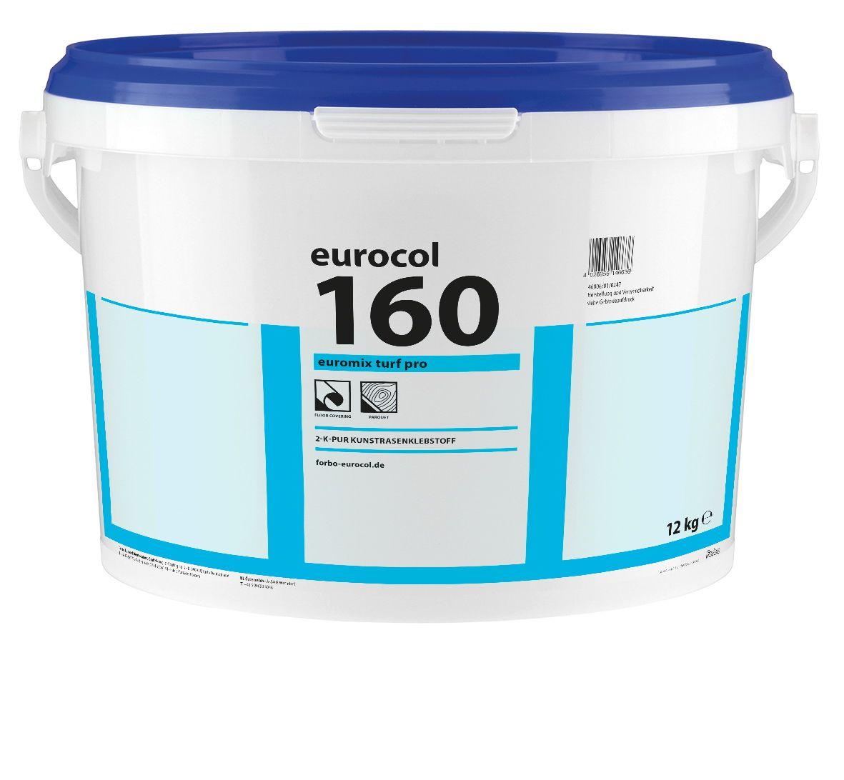 Двух-компонентный полиуретановый клей Eurocol Forbo 160 Kunstrasenklebstoff (13,8 кг) от Ravta
