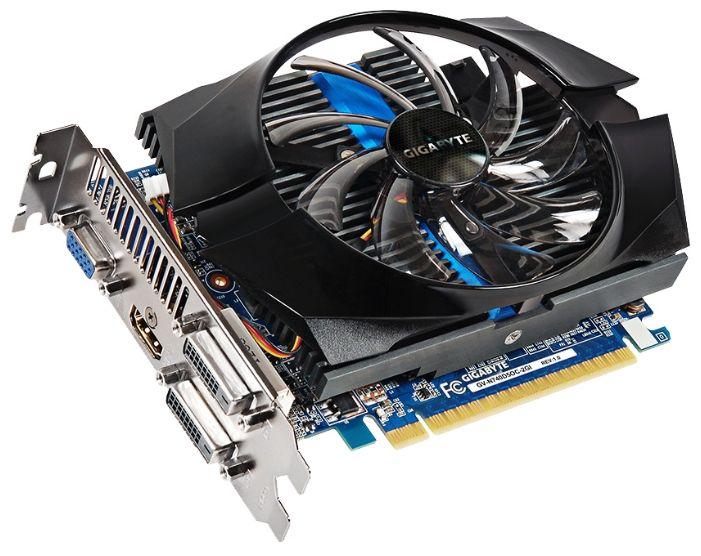 Видеокарта GIGABYTE GeForce GT740 GV-N740D5OC-2GI V2.0 2Гб VGA PCIE16 GDDR5 от Ravta