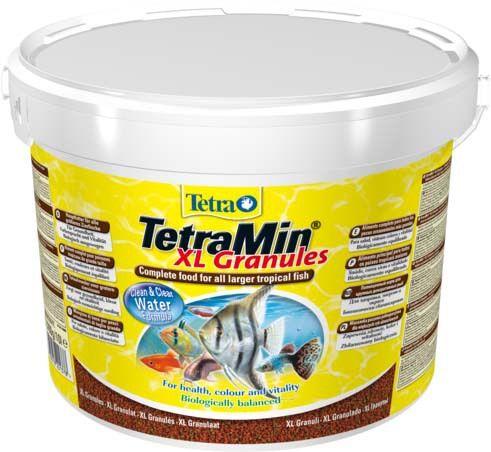 tetra Корм для всех видов рыб Tetra Min Granules 10 л 201361