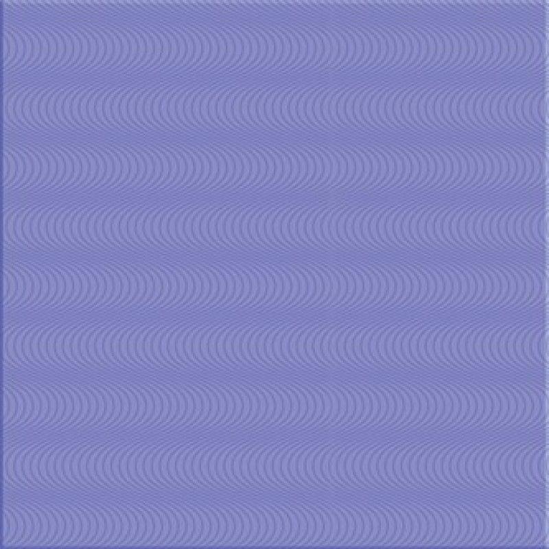 Керамическая плитка напольная Azori Gloss Виолла сиреневый 333*333 (шт.) от Ravta