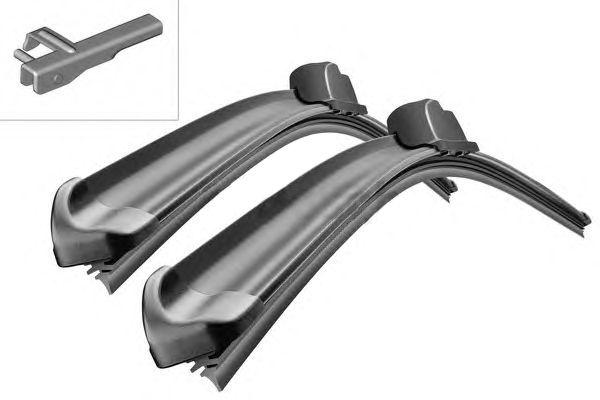 (3397007096) Bosch Стеклоочистители аэротвин VW Caddy, Touran (600+450=2 шт) от Ravta