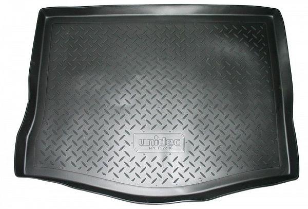 Коврик Norplast багажника для Skoda Octavia (Шкода Октавия) III (A7) HB (2013-) от Ravta