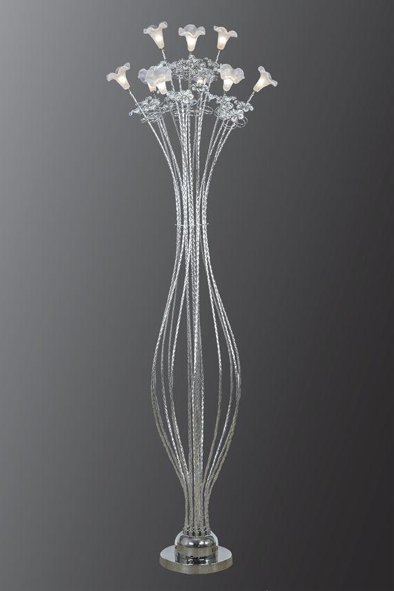 Торшер Флора 4-2111-9-CR G4 от Ravta