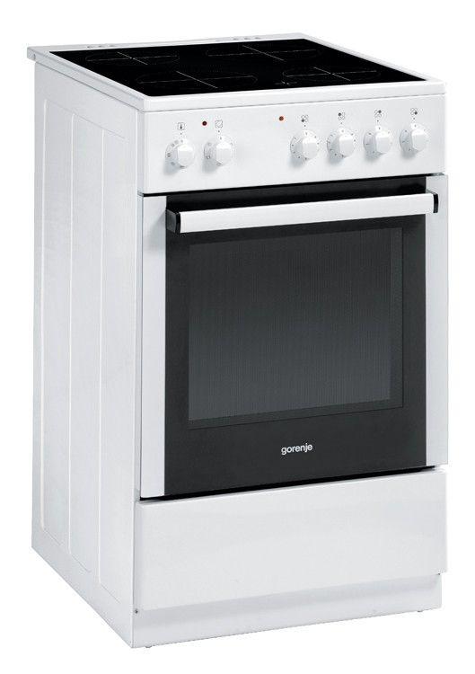 Электрическая плита GORENJE EC52106AWЭлектрические плиты<br><br><br>Бренд: Gorenje<br>Гарантия производителя: да