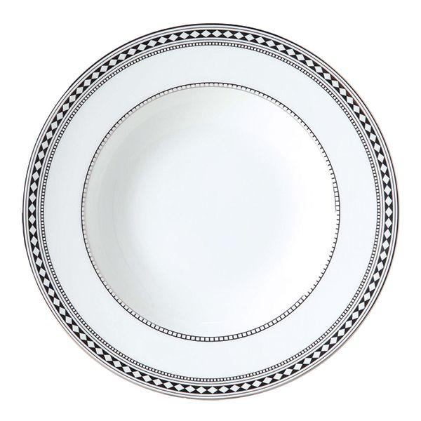 Набор тарелок суповых Esprado Geometria 6шт (арт.GM30B23E301) от Ravta
