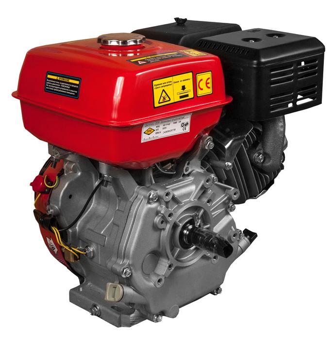 Двигатель бензиновый DDE 177F-S25E от Ravta
