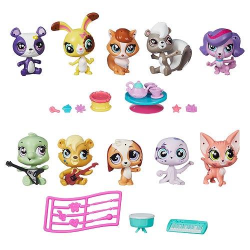 Набор Игровой Мини В Ассортименте Littlest Pet Shop, Hasbro B0282Игровые наборы для девочек<br><br><br>Артикул: B0282<br>Бренд: Littlest Pet Shop<br>Категории: Littlest Pet Shop