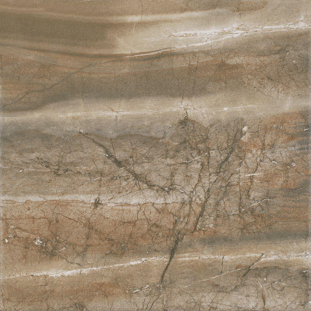 Керамогранит напольный Cersanit Brosta C-BT4R112D коричневый 420*420 (шт.) от Ravta