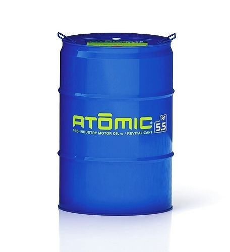 Масло Atomic Pro-industry motor oil 10W 40 SL/CI-4 (бочка 60л) от Ravta