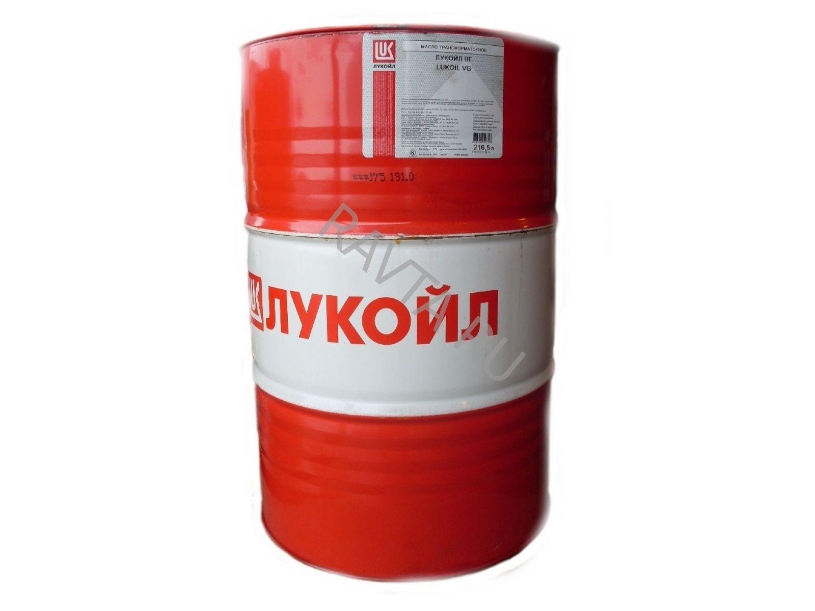 Масло трансформаторное Лукойл ВГ (216,5л/175кг) от Ravta