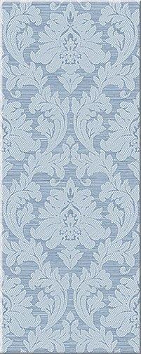 Керамическая плитка настенная Azori Chateau Blue голубой 201*505 (шт.) от Ravta