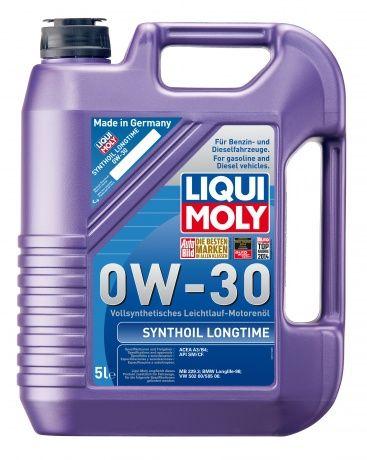 Масло Liqui Moly Synthoil Longtime 0W 30 (5л) от Ravta