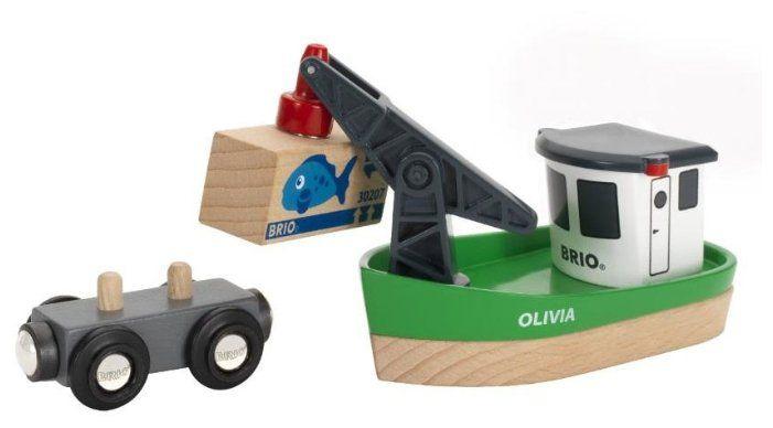 Корабль с краном-погрузчиком на магните и вагончиком BRIO (арт. 33598)Железная дорога<br><br><br>Артикул: 33598<br>Бренд: Brio<br>Пол: Для девочек<br>Категории: Железная дорога<br>Возраст ребенка: от 3 до 9 лет