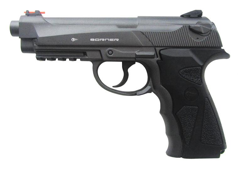 Пистолет пневм. Borner Sport 306M, кал. 4,5 мм от Ravta