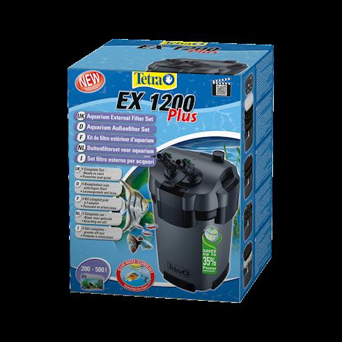 tetra Фильтр внешний Tetra EX1200 Plus, 1200л/ч ( до 500 л) 241015