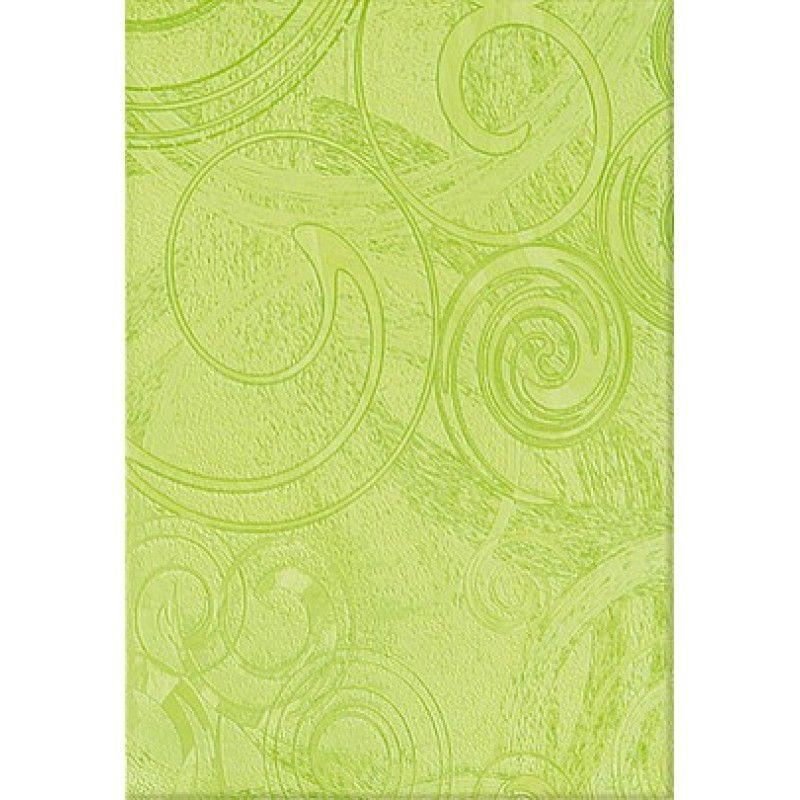 Керамическая плитка настенная Azori Фьюжн Минт салатовый 405*278 (шт.) от Ravta