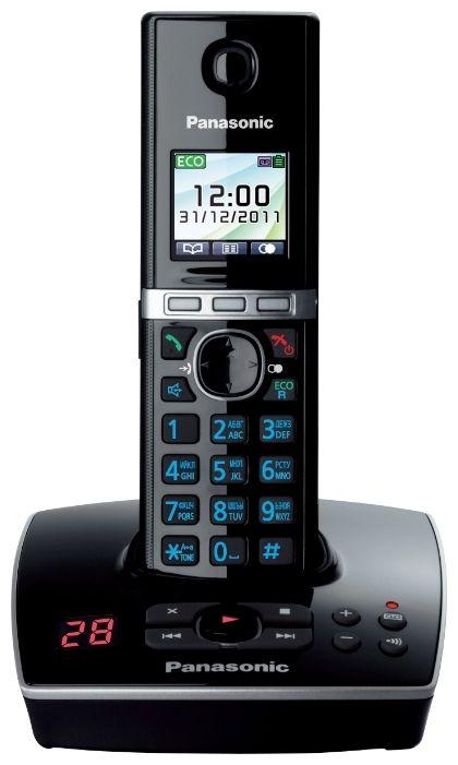 Телефон DECT Panasonic KX-TG8061 (черный) от Ravta