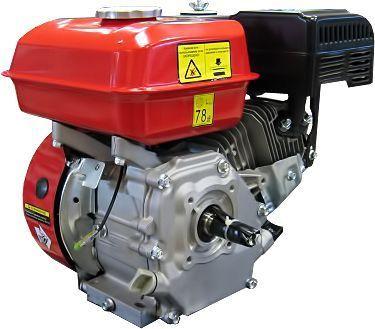 Двигатель бензиновый DDE 190F-S25GE от Ravta