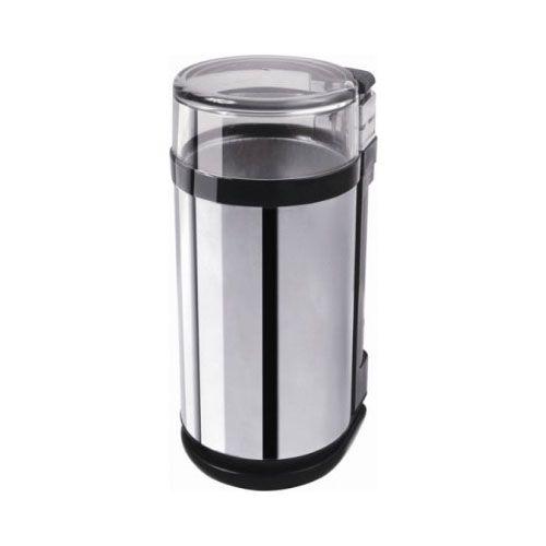 Кофемолка Ves VES720Кофемолки<br><br><br>Бренд: VES<br>Высота упаковки (мм): 250<br>Длина упаковки (мм): 100<br>Ширина упаковки (мм): 100<br>Вес (кг): 1,1<br>Потребляемая мощность (Вт): 150<br>Гарантия производителя: да<br>Блокировка включения при снятой крышке: да<br>Система помола: ротационный нож<br>Страна-изготовитель: Китай<br>Цвет: серебристый<br>Срок гарантии (мес.): 48<br>Вместимость кофемолки (г): 75<br>Емкость для молотого кофе: нет<br>Регулировка степени помола: нет