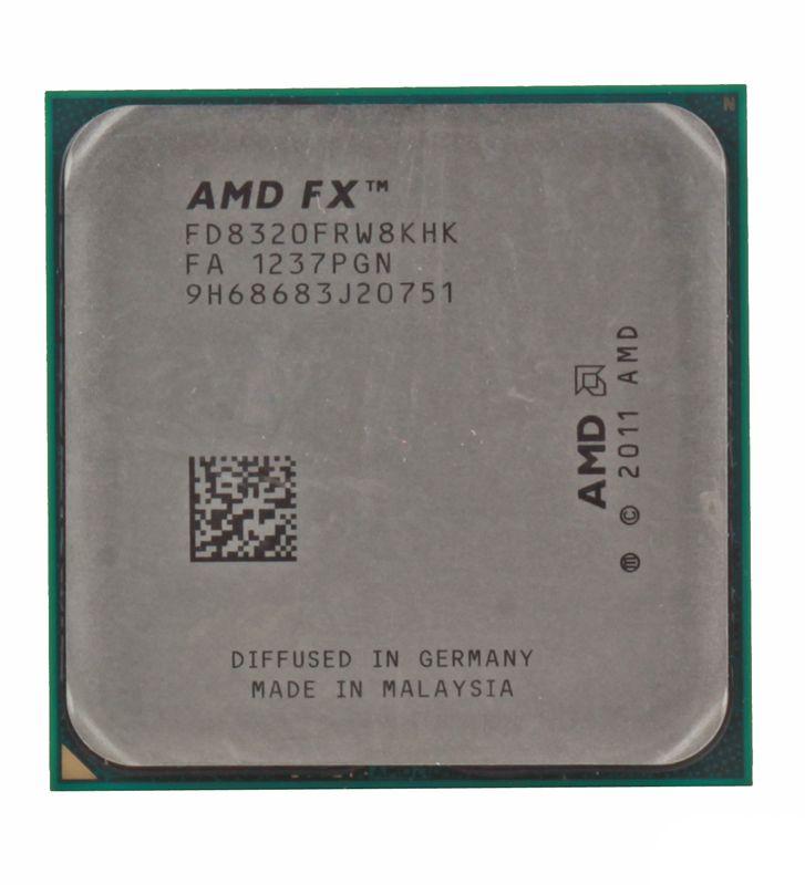 Процессор AMD X8 FX-8320 AM3+ (FD8320FRW8KHK) (3.5/2200/16Mb) OEM от Ravta