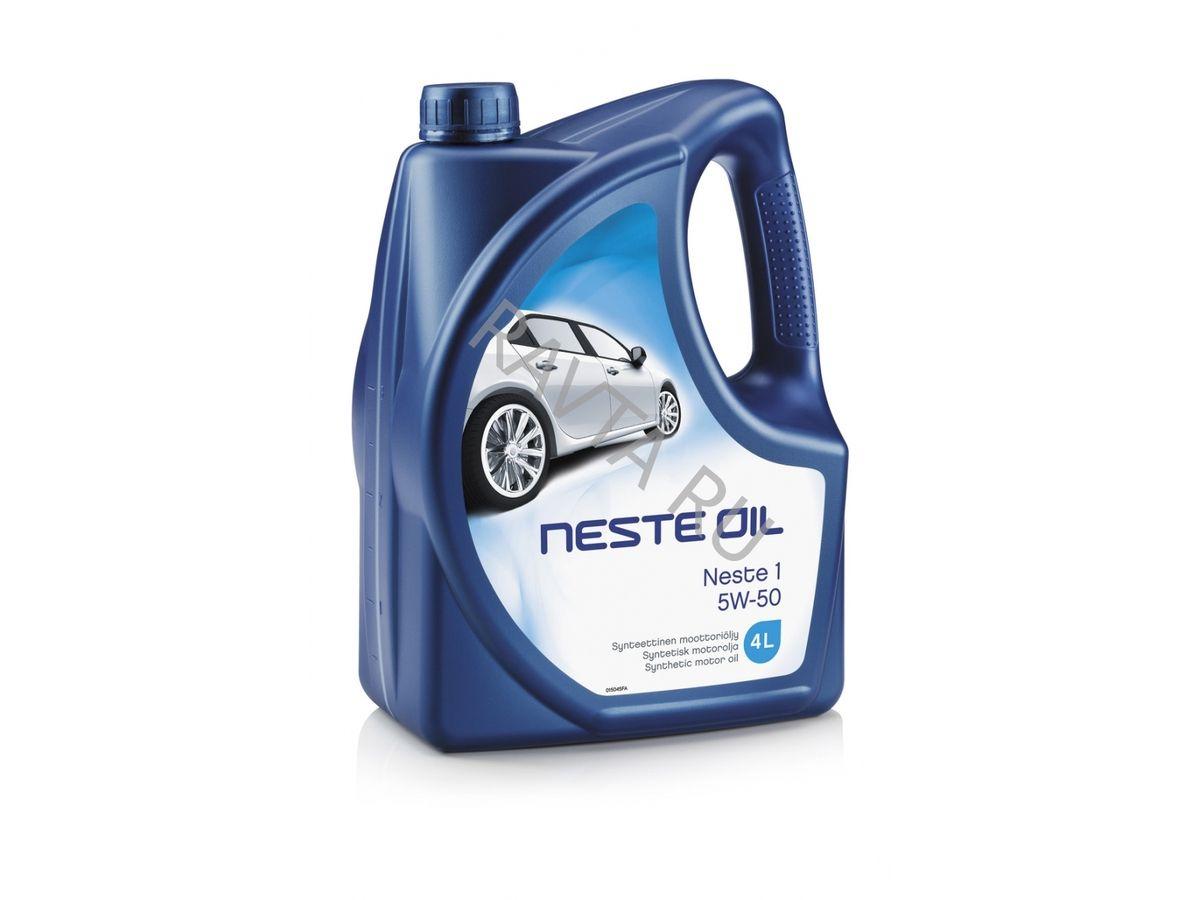 Масло NESTE 1 5W-50 (4л)Neste<br><br><br>Артикул: 15045<br>Тип масла: Моторное<br>Состав масла: синтетическое<br>Вязкость по SAE: 5W-50<br>API: SJ/CF<br>Бренд: Neste<br>Объем (л): 4<br>Применение масла: легковые автомобили и лёгкие грузовики<br>Плотность при 15°C (г/мл): 0,86<br>Кинематич. вязкость при 40°C (мм2/с): 105<br>Кинематич. вязкость при 100°C (мм2/с): 16,6<br>Температура застывания (°C): -42<br>Температура вспышки (°C): 230<br>Объем (л): 4