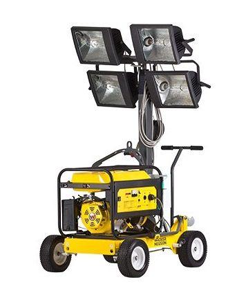 Осветительная мачта WACKER NEUSON ML 440 от Ravta