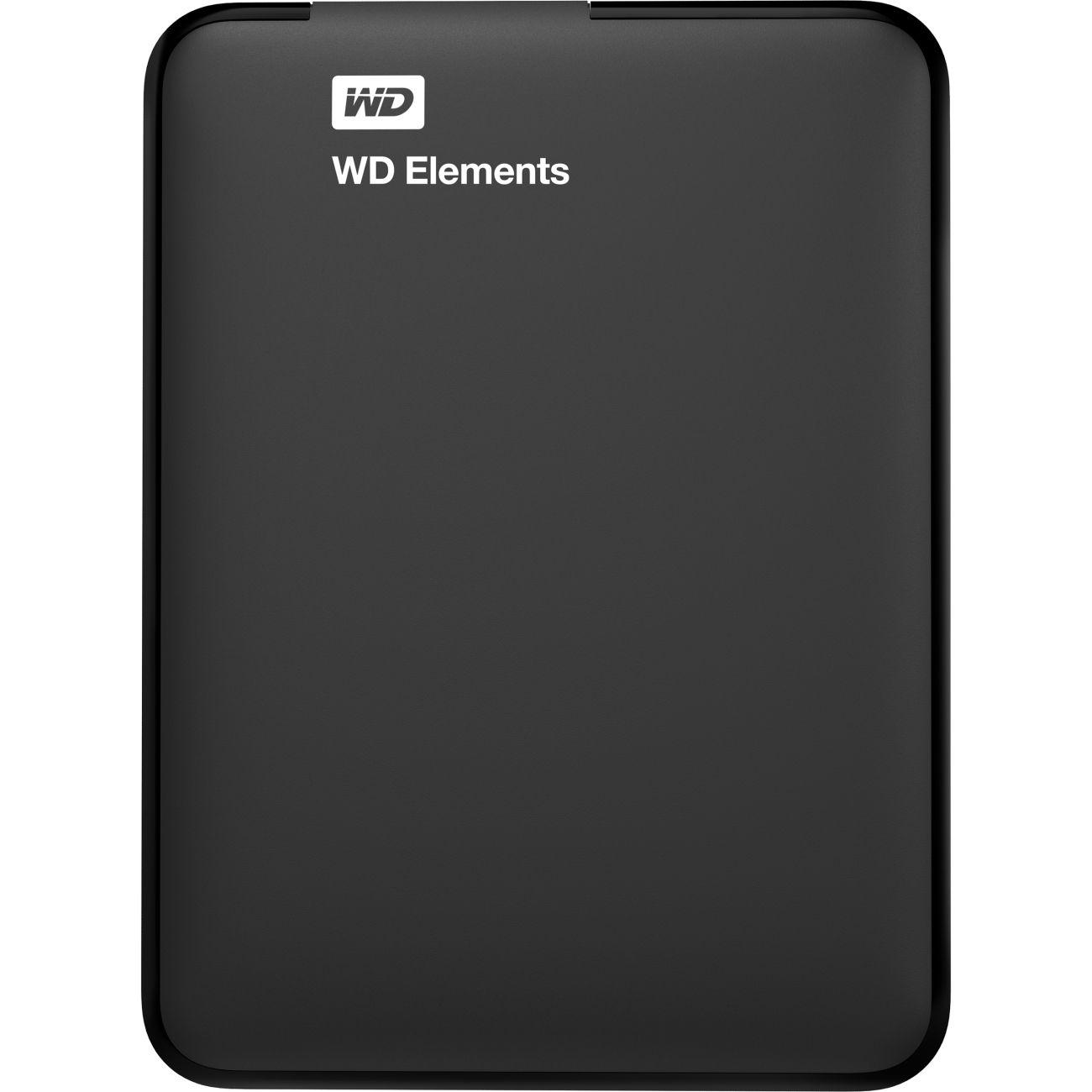 Жесткий диск WESTERN DIGITAL WDBU6Y0020BBK-EESN 2TB USB3 BLACK от Ravta