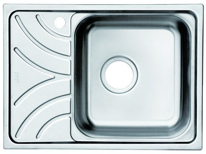 Мойка для кухни Iddis Arro (арт.ARR60PRi77) нержавеющая сталь от Ravta