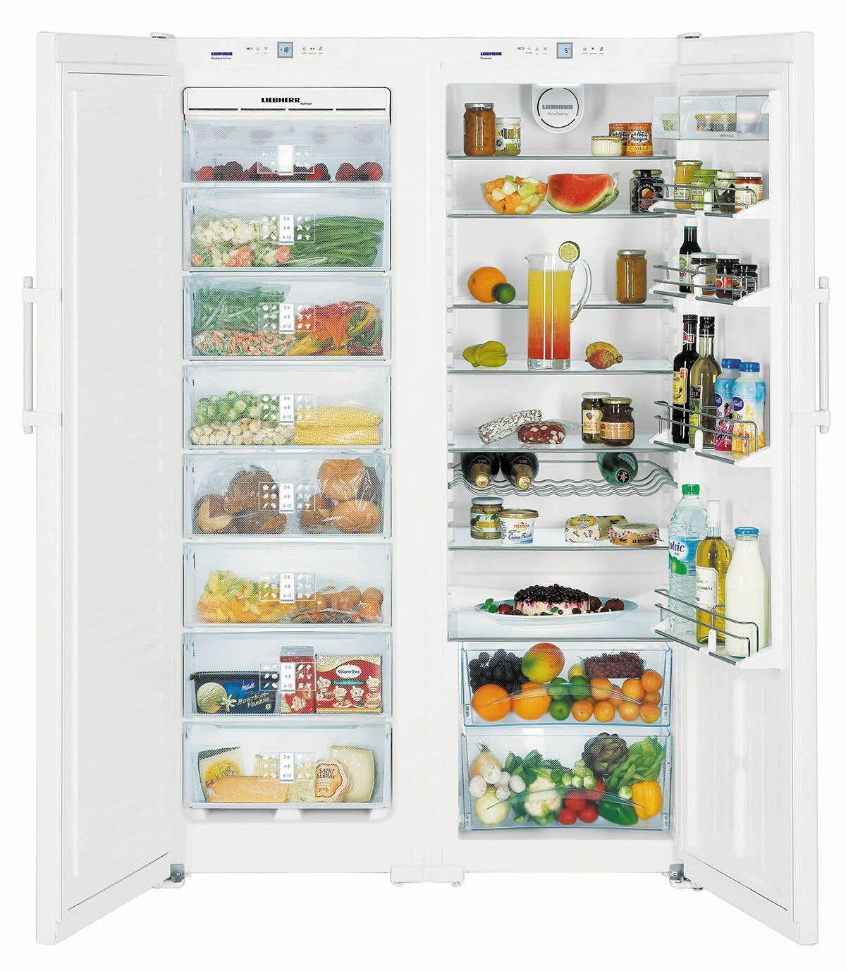 Холодильник LIEBHERR SBS 7252-24 001 от Ravta