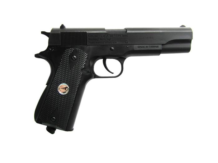Пистолет пневм. Borner CLT125, кал. 4,5 мм от Ravta