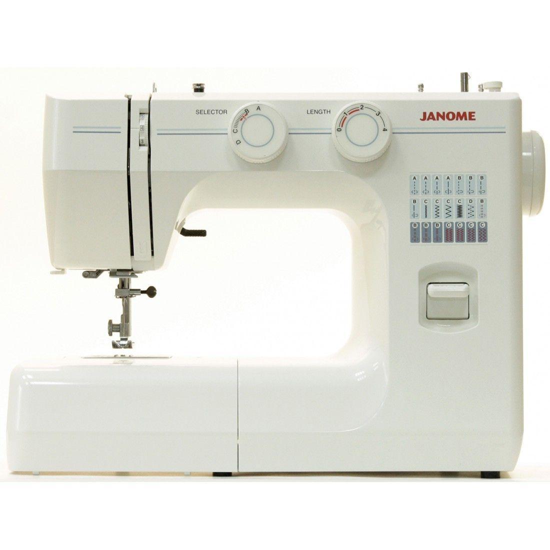 Швейная машина Janome 2004 от Ravta