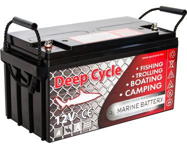 Аккумулятор Marine Deep Cycle AGM 80Ah 12V (6FM80D-X) от Ravta