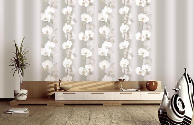 Обои элизиум орхидеи в интерьере фото