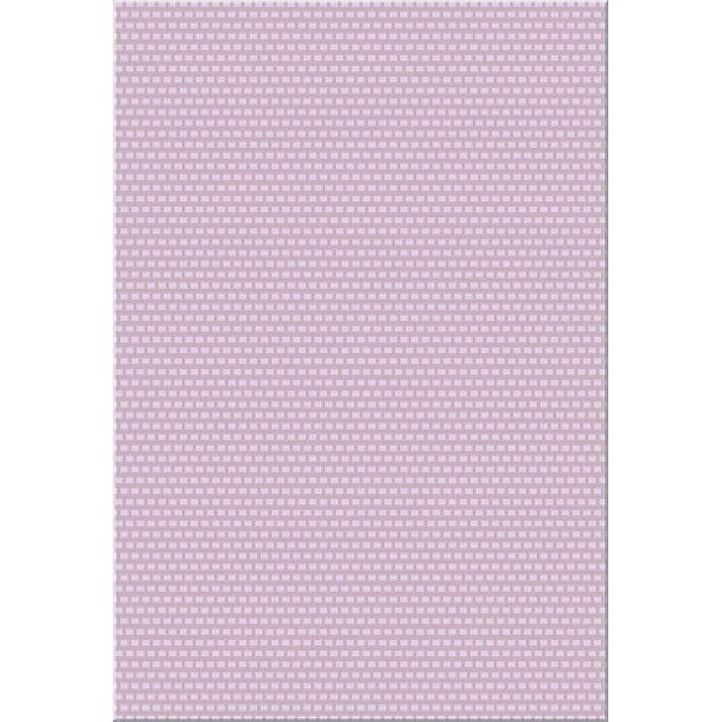 Керамическая плитка настенная Azori Букле Виола розовый 405*278 (шт.) от Ravta