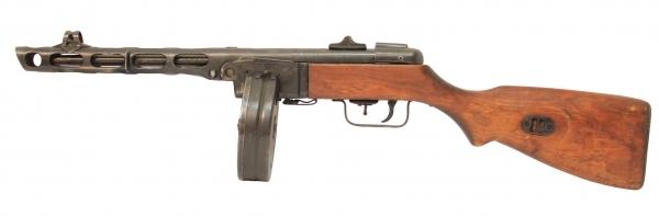 Ravta ММГ пистолет-пулемет ППШ-41 (Шпагина) (ВПО-512 б/клапана), шт