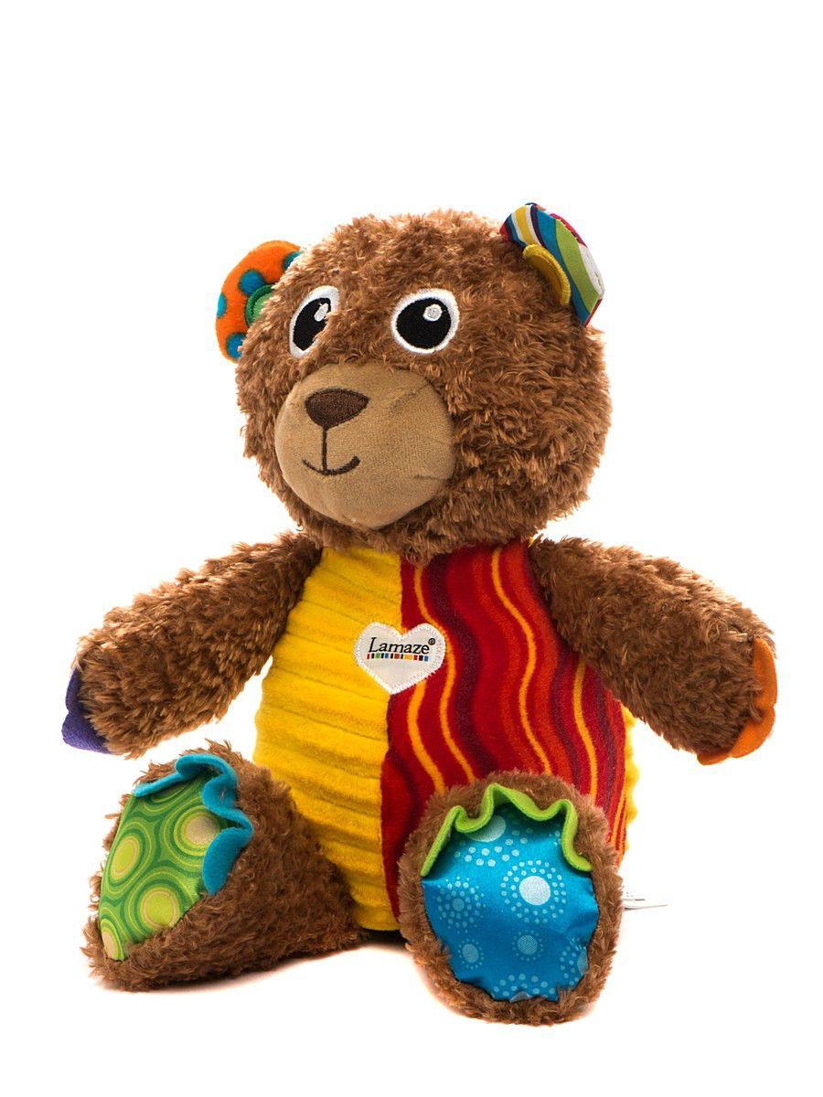 Мягкая игрушка Моя Первый Медвежонок Tomy Lamaze (арт. ТО27160)Игрушки для малышей до 3 лет<br><br><br>Артикул: ТО27160<br>Бренд: Tomy<br>Пол: Для девочек<br>Категории: Мобили и подвески