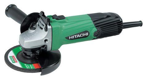 Угловая шлиф.машина HITACHI G13 SS, 580Вт 125мм 10000об/мин 1.4кг G13SS от Ravta