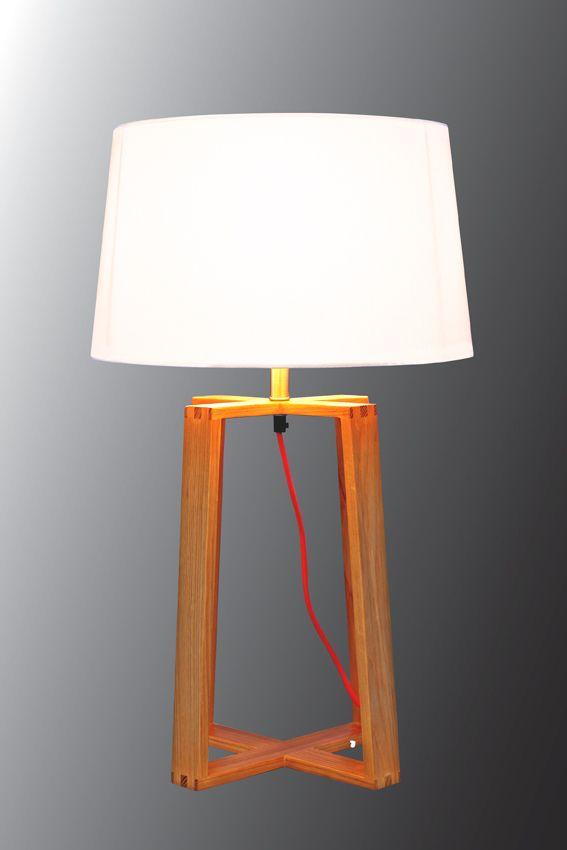 Настольная лампа Экостиль 5-2556-1-WOOD E27 от Ravta