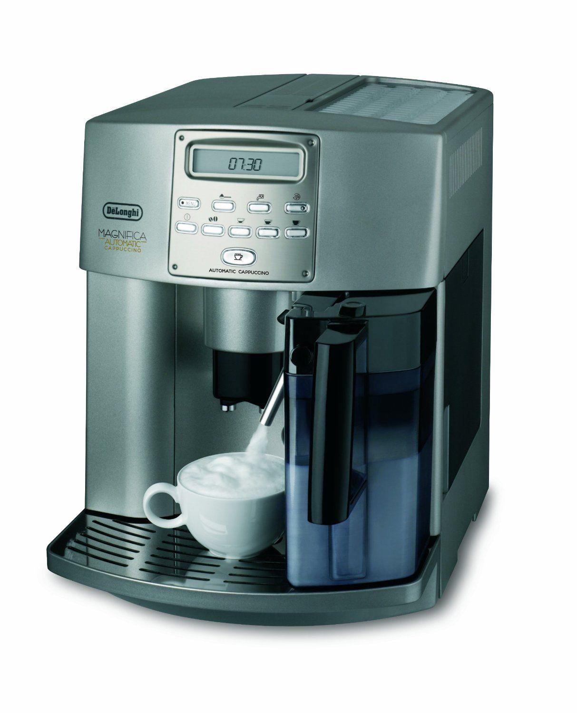 Кофеварка Delonghi ESAM 3500.S от Ravta