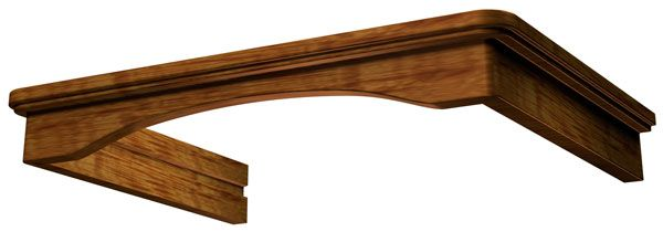 Комплект багетов Kronasteel для Adelia 600 CPB/G1/2 (тем.дуб)Аксессуары для вытяжек<br><br><br>Бренд: Kronasteel<br>Гарантия производителя: да<br>Тип аксессуара: комплект багетов