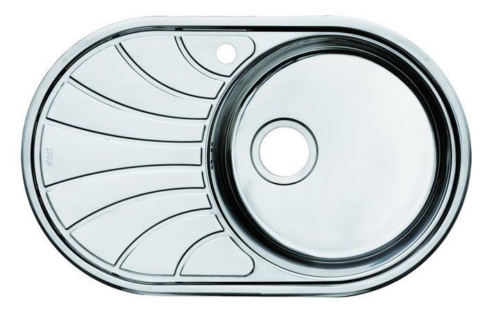 Мойка для кухни Iddis Suno (арт.SUN77PRi77) нержавеющая сталь от Ravta